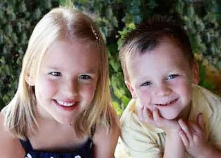 Southlake childrens pictures, photo of brother and sister