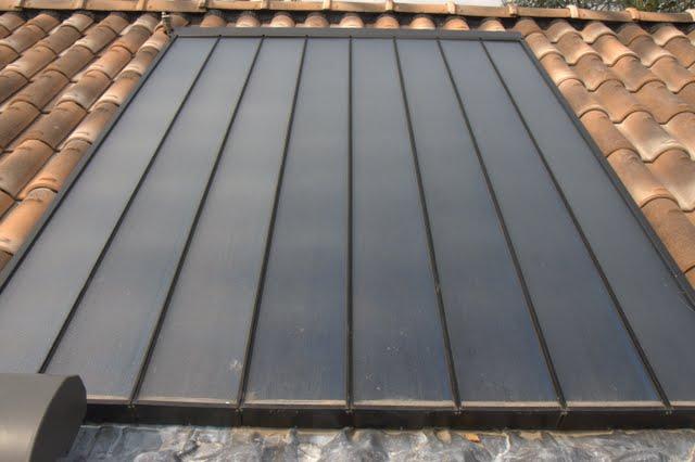 Pannelli solari termici altamente integrati green for Pannelli termici