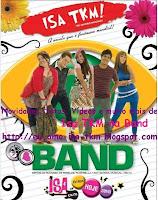 Clique na imagem para ver mais novidades de Isa TKM na Band