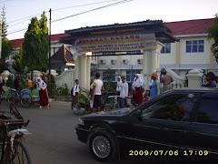 SMPN 2 SINDANG Sekolah Bertaraf Internasional (SBI) di Kabupaten Indramayu :