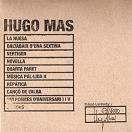 Nou disco d'Hugo Mas