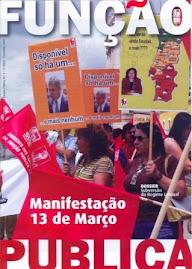 """Revista """"FUNÇÃO PÚBLICA"""""""