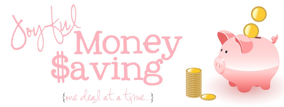 Joyful Money Saving