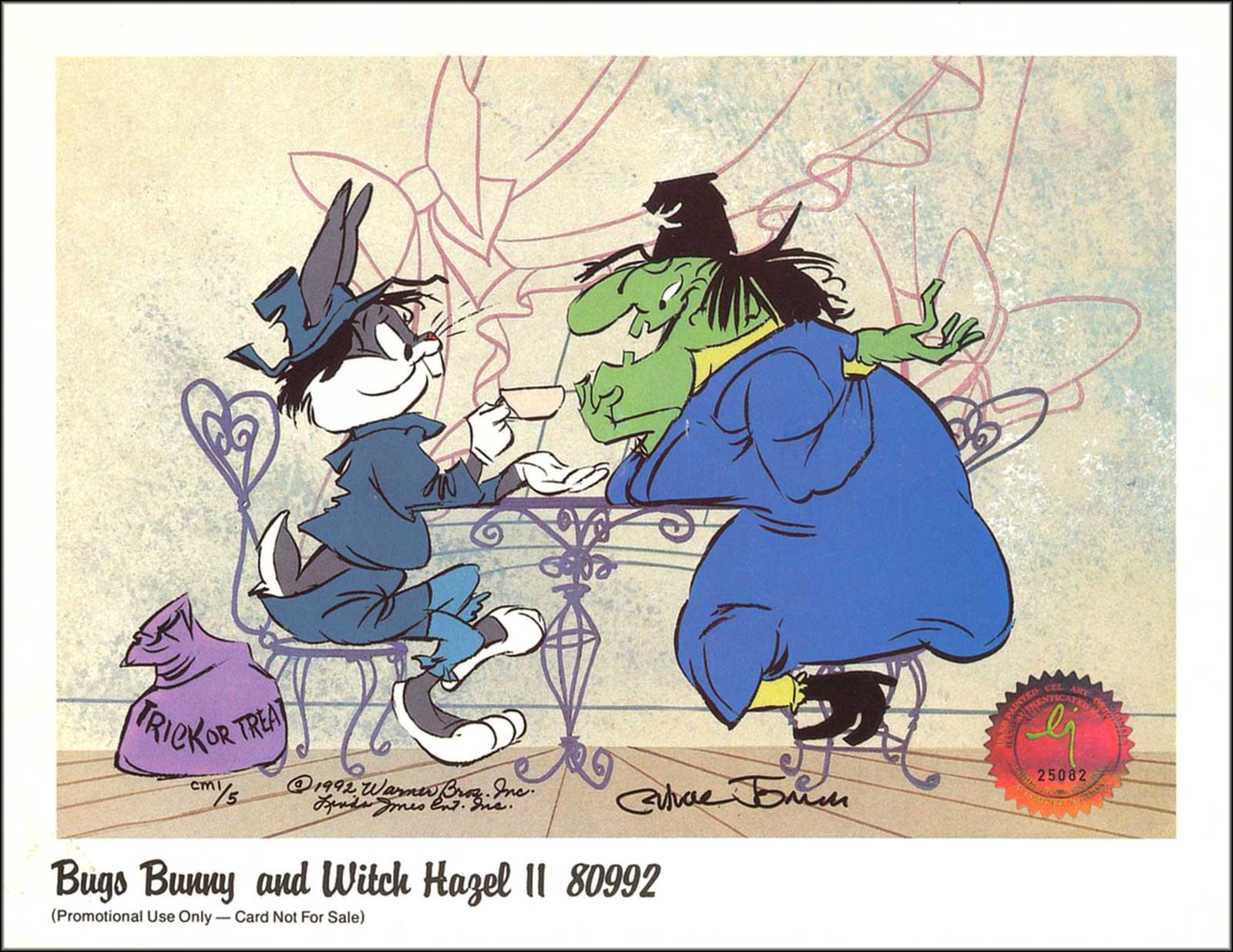 Haphazard slapdash effects witch hazel looney tunes for Old house tunes
