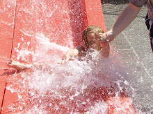 Gracie Hainers Big Splash!