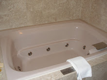Our Jacuzzi Tub