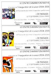 2004 - Ouverture du Centre d'animation Matis 2004 - Paris