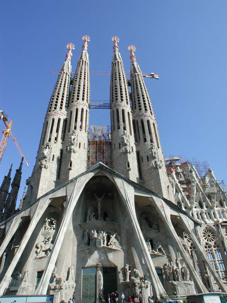Another one for my bucket list la sagrada familia in for La sagrada familia en barcelona
