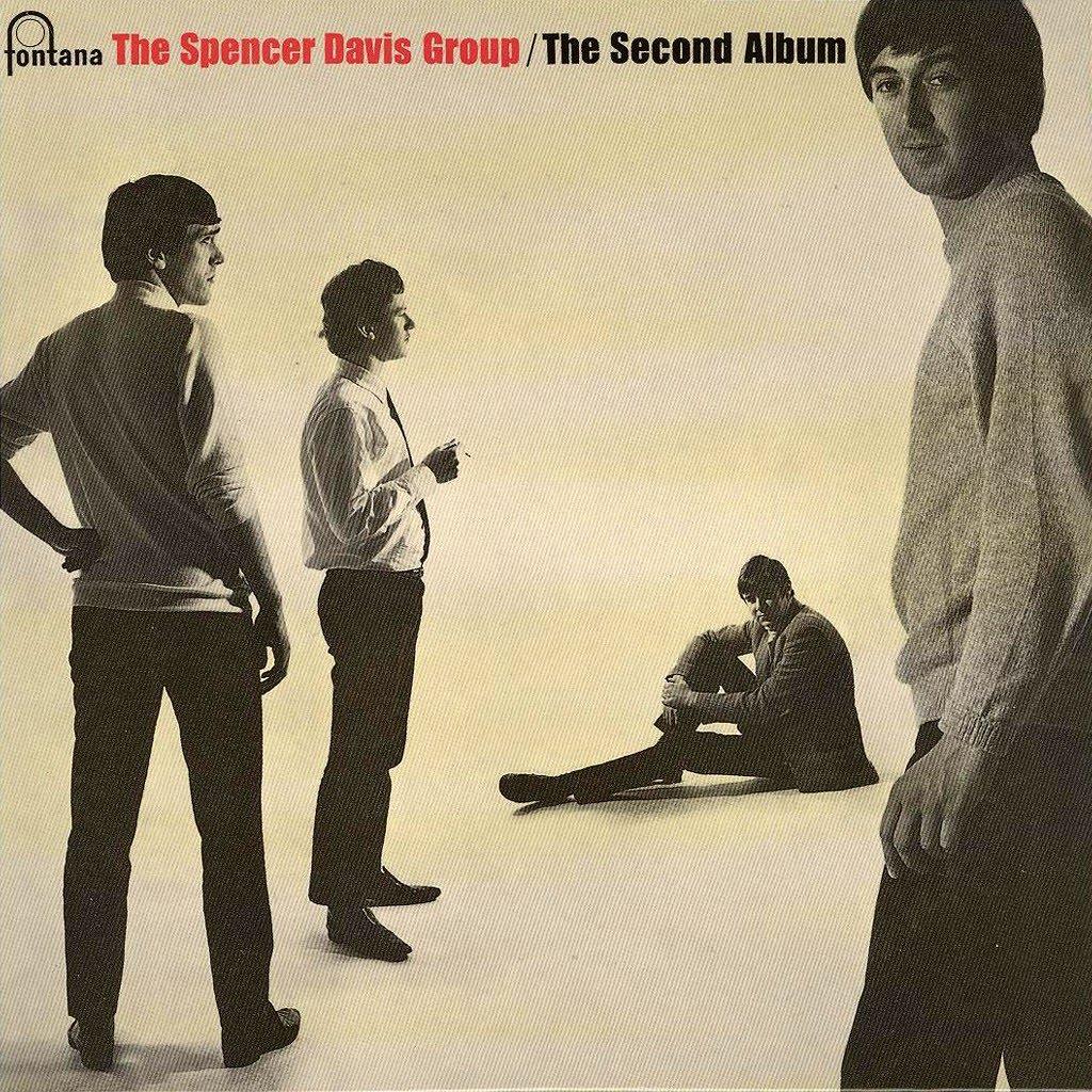 The Spencer Davis Group featuring Steve Winwood The Best Of The Spencer Davis Group