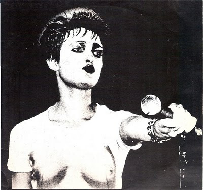Siouxsie The Banshees Metal Shadows