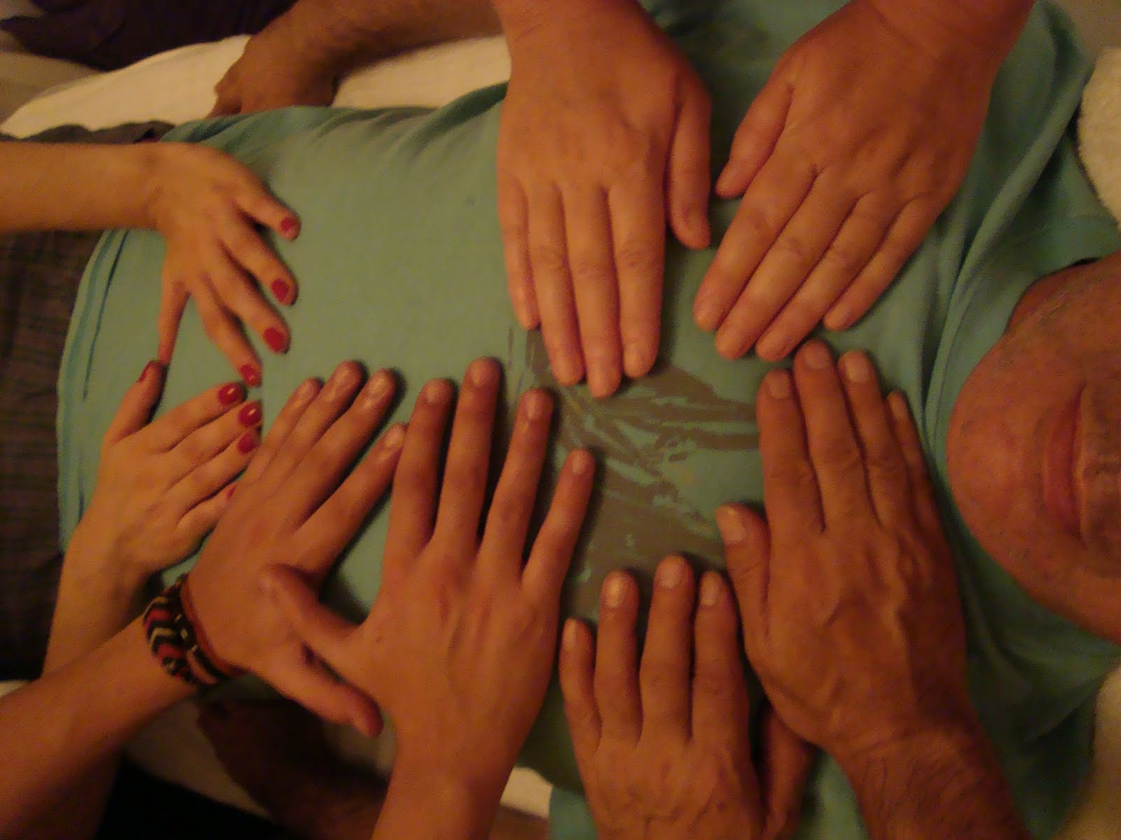 Reiki grupal