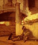 """El sentinella"" (1654) de Carel Fabritius"