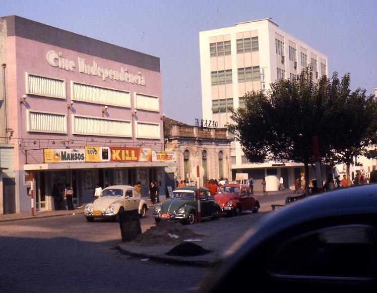 Santa Maria anos 70