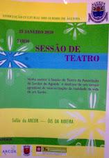TEATRO DE SURDOS NO SALÃO CULTURAL DA ARCOR