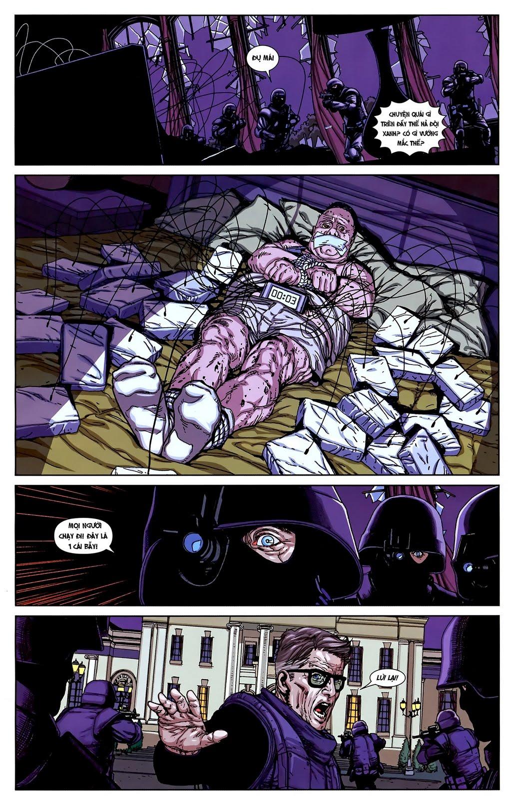 Nemesis chap 4 - Trang 9