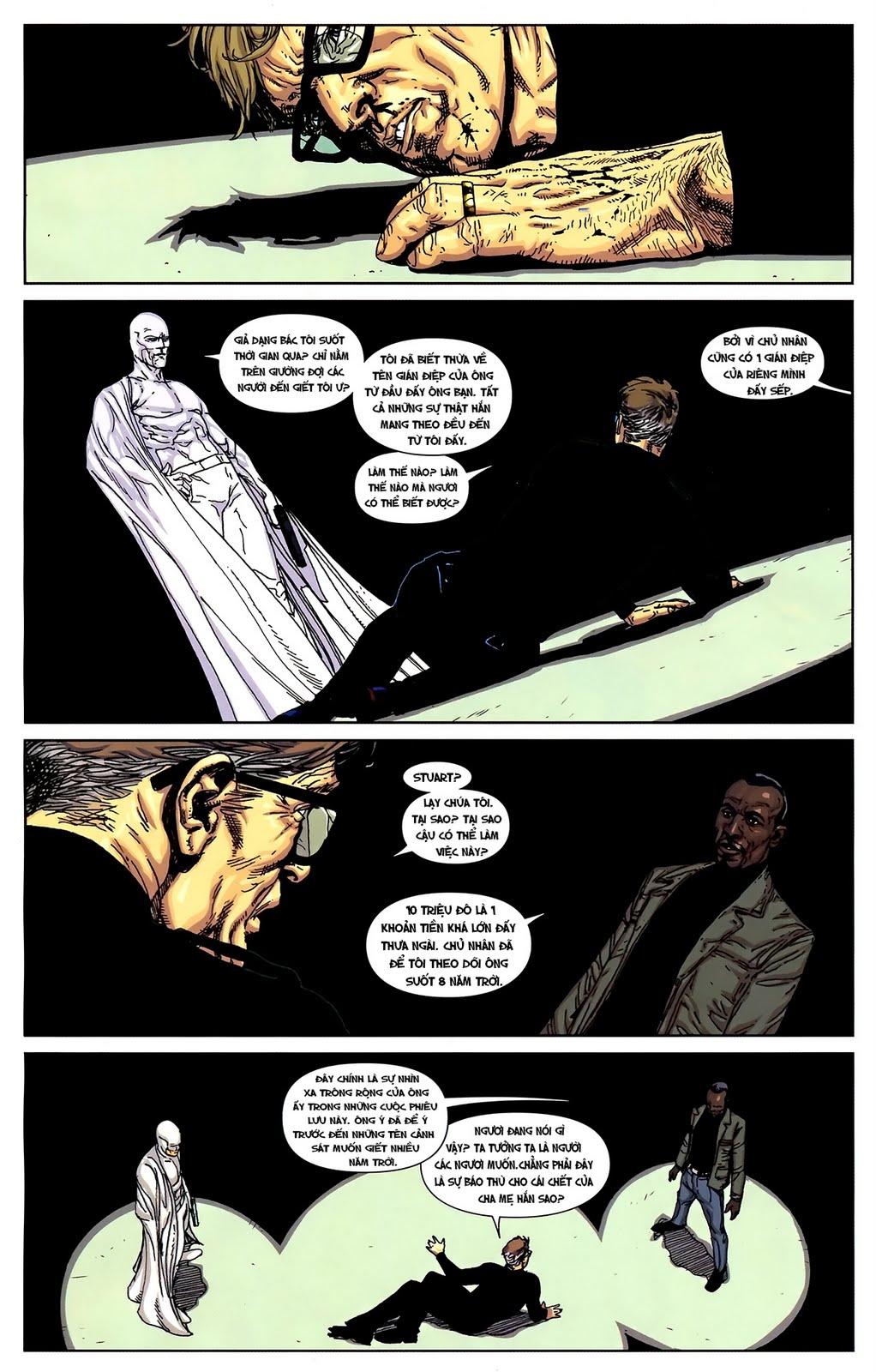 Nemesis chap 4 - Trang 11
