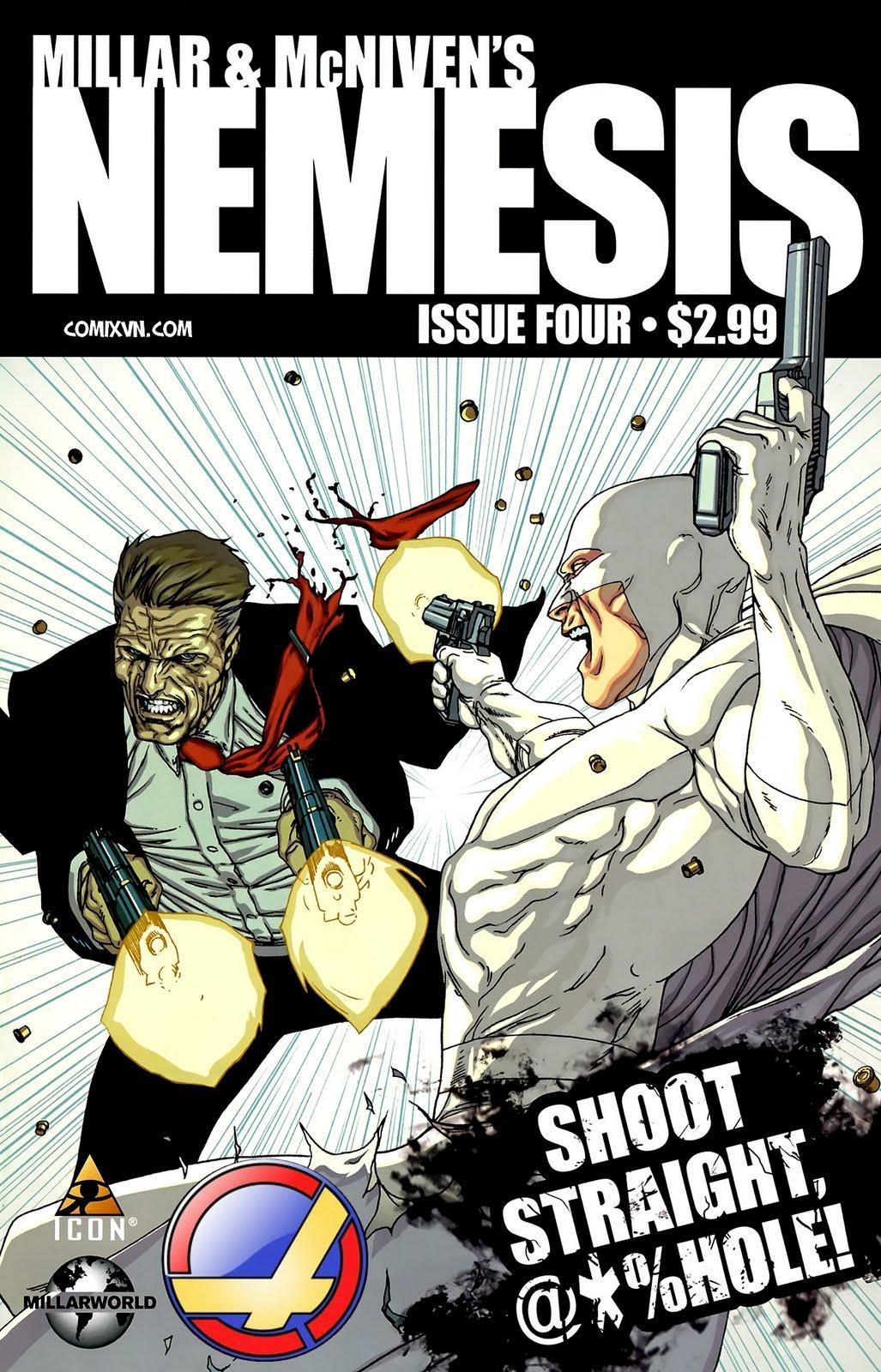 Nemesis chap 4 - Trang 1