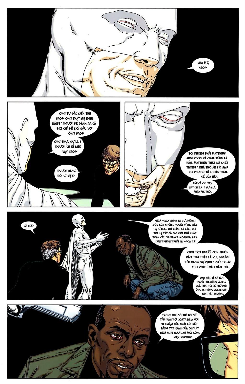 Nemesis chap 4 - Trang 12