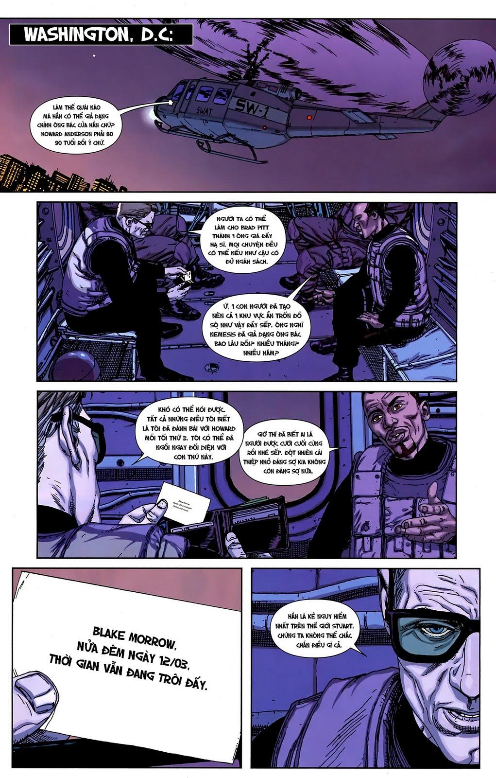 Nemesis chap 4 - Trang 6