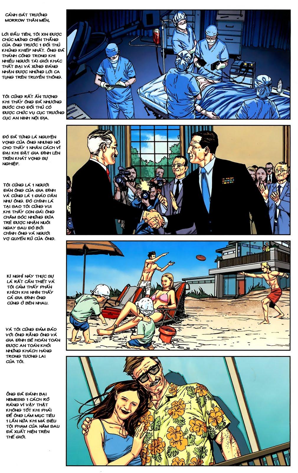 Nemesis chap 4 - Trang 27