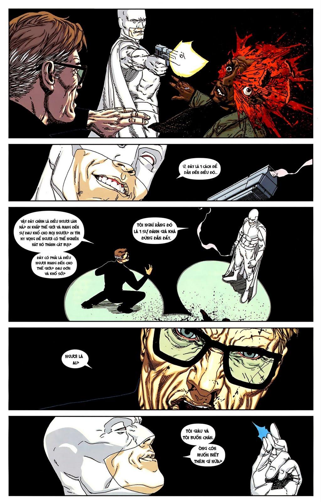 Nemesis chap 4 - Trang 13