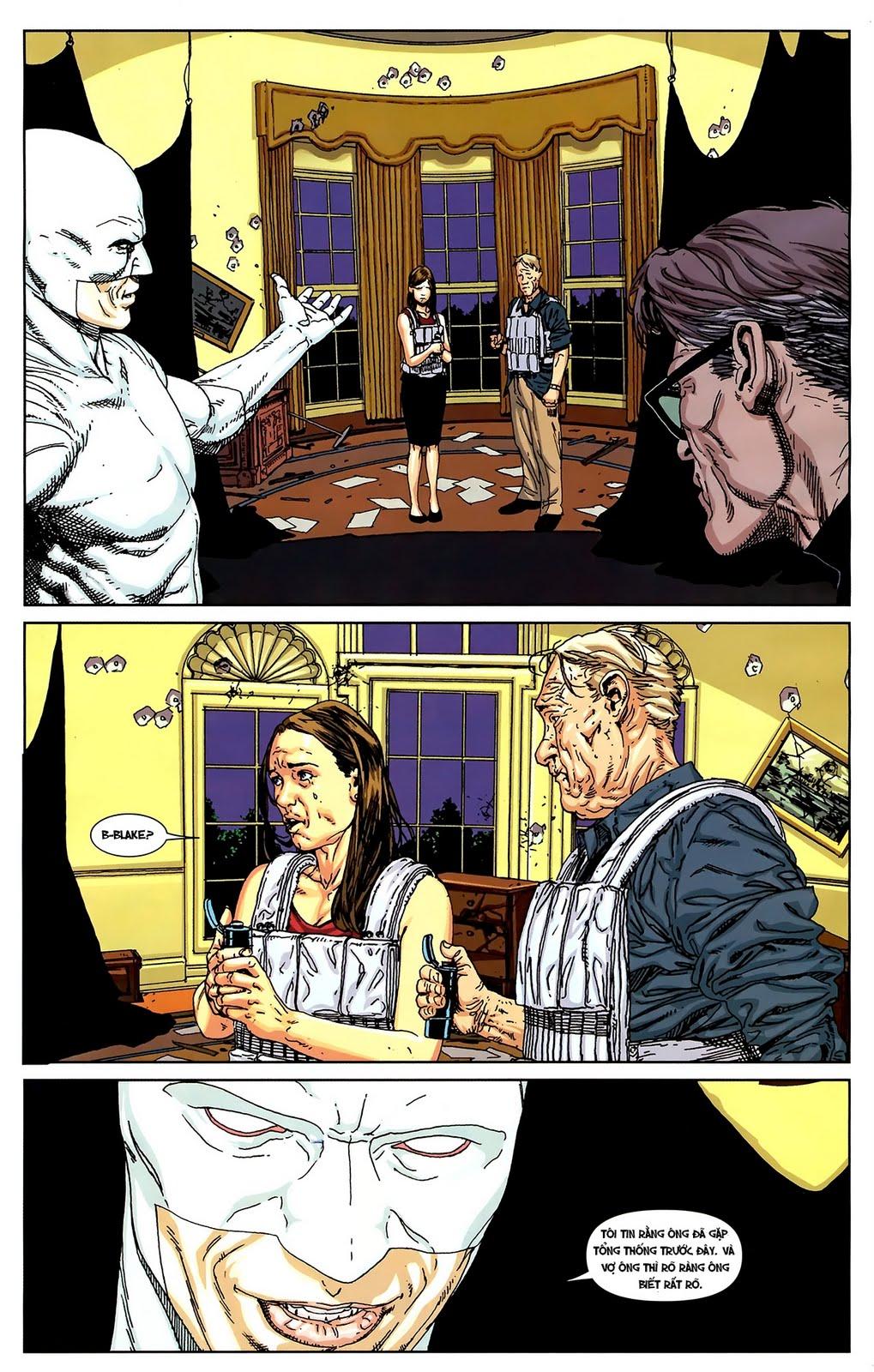 Nemesis chap 4 - Trang 14