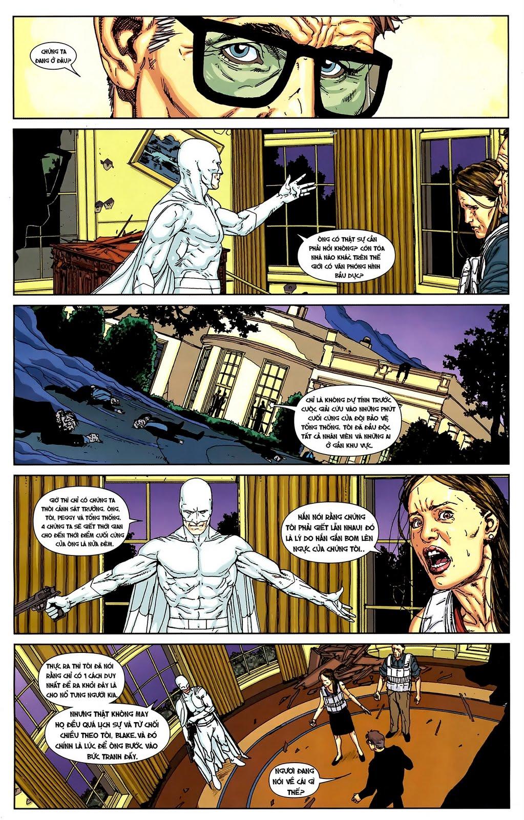 Nemesis chap 4 - Trang 15