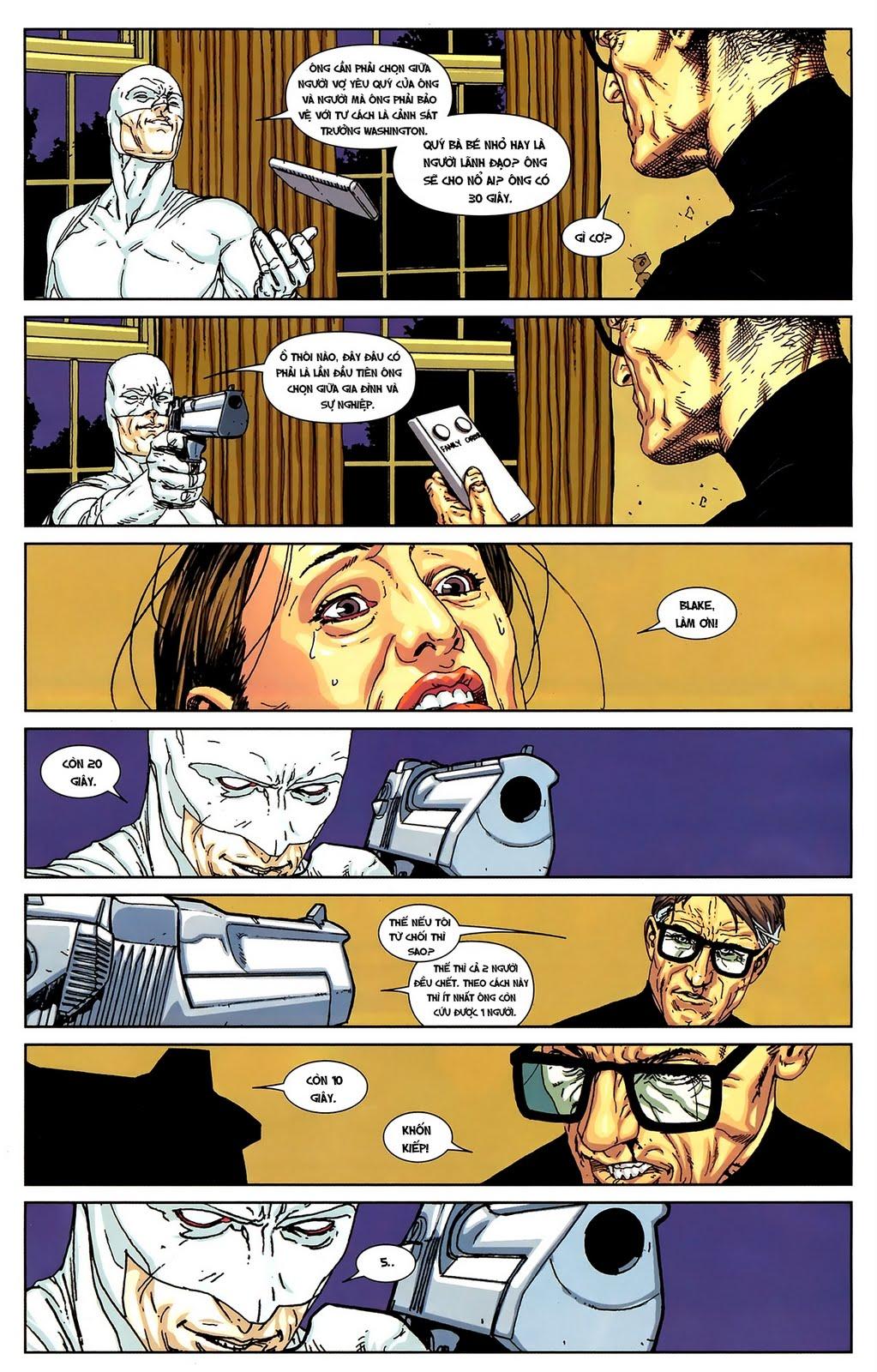 Nemesis chap 4 - Trang 16