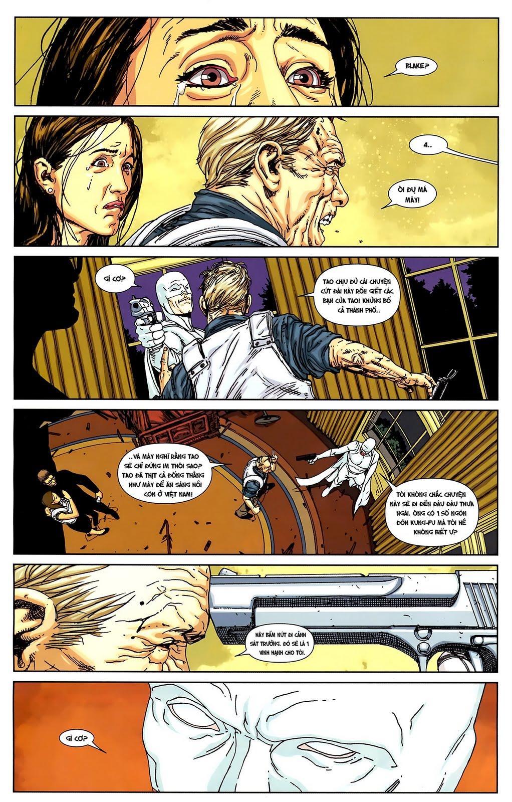 Nemesis chap 4 - Trang 17