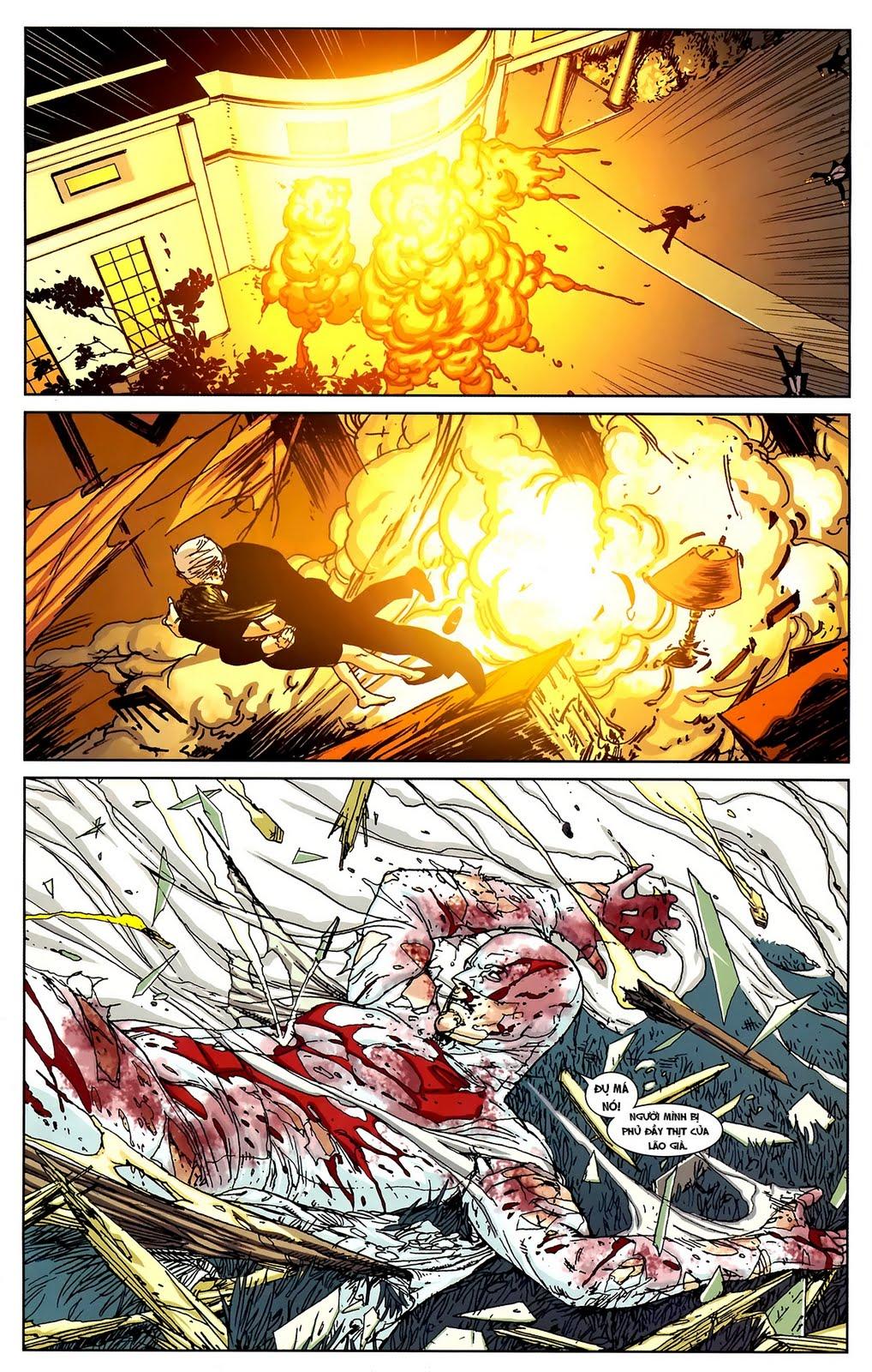Nemesis chap 4 - Trang 18