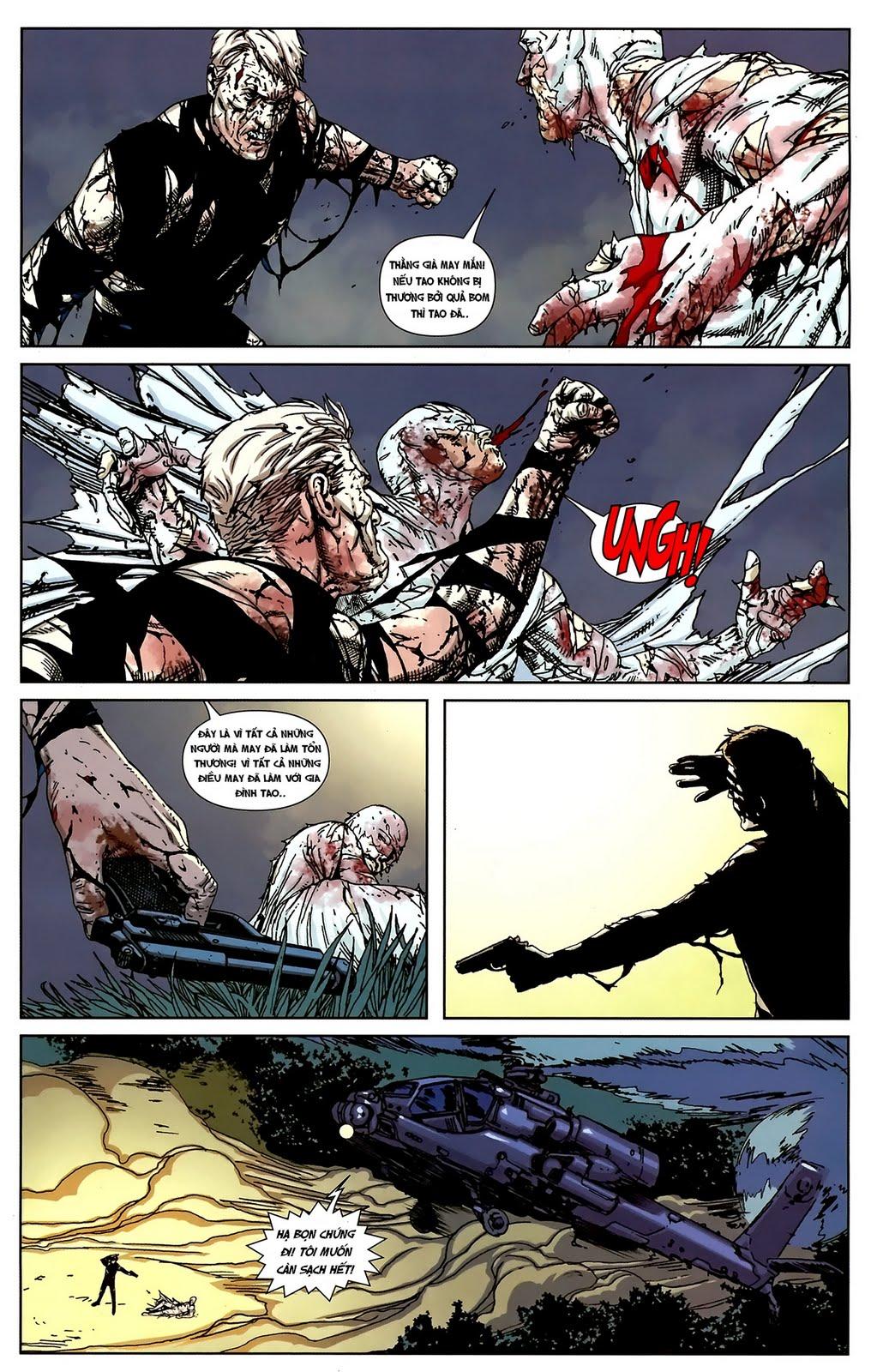 Nemesis chap 4 - Trang 20