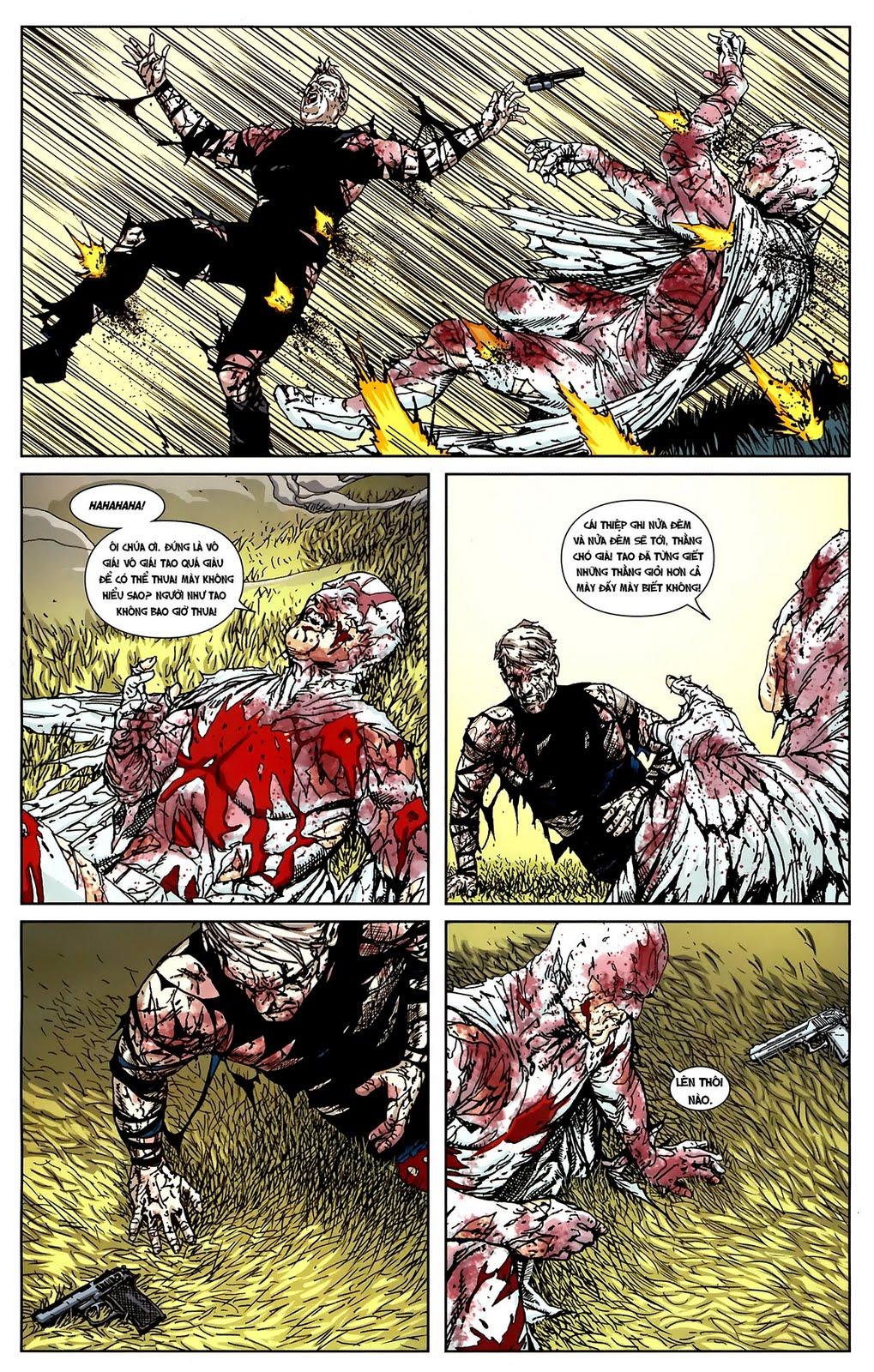 Nemesis chap 4 - Trang 21