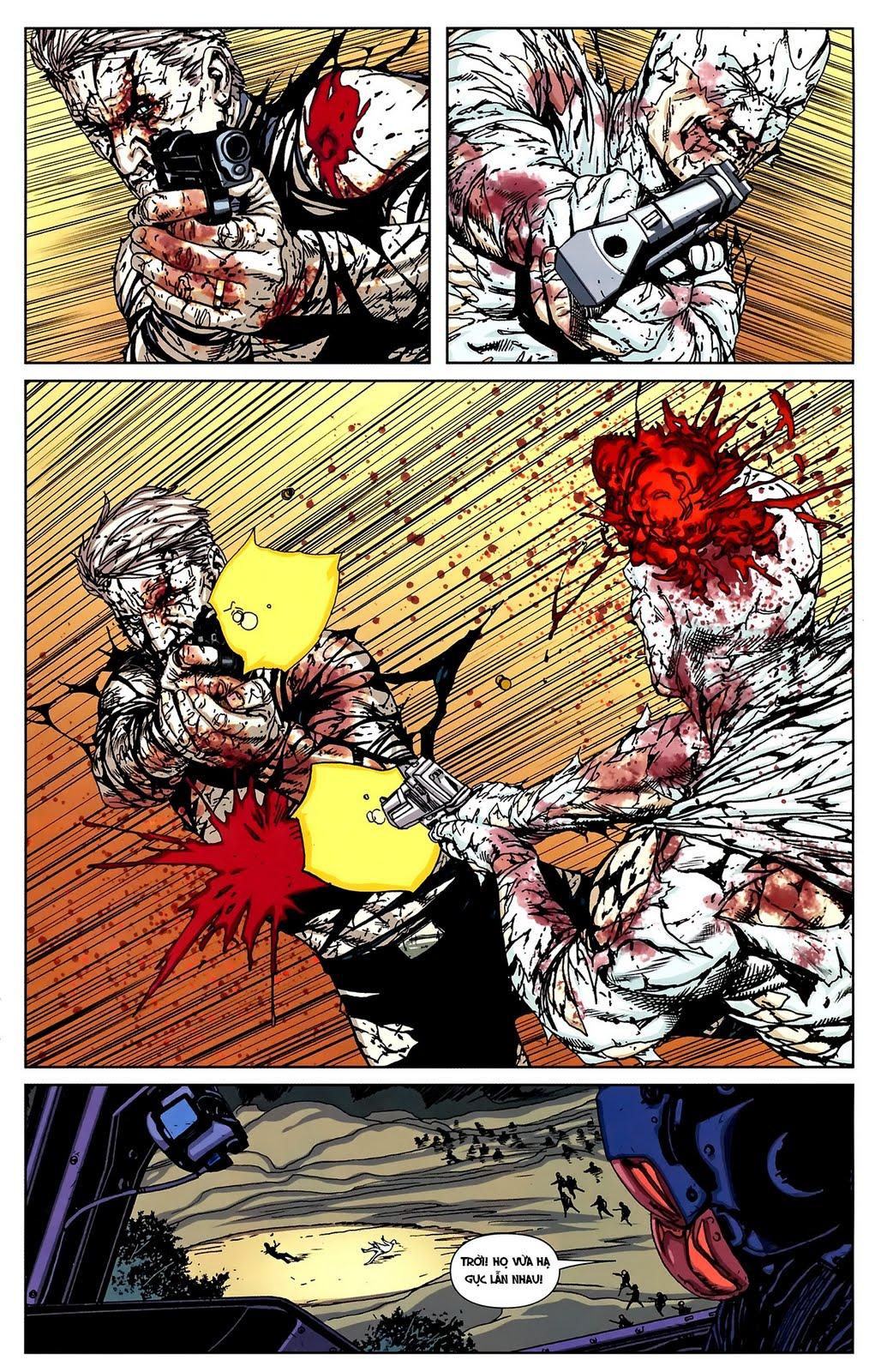 Nemesis chap 4 - Trang 22