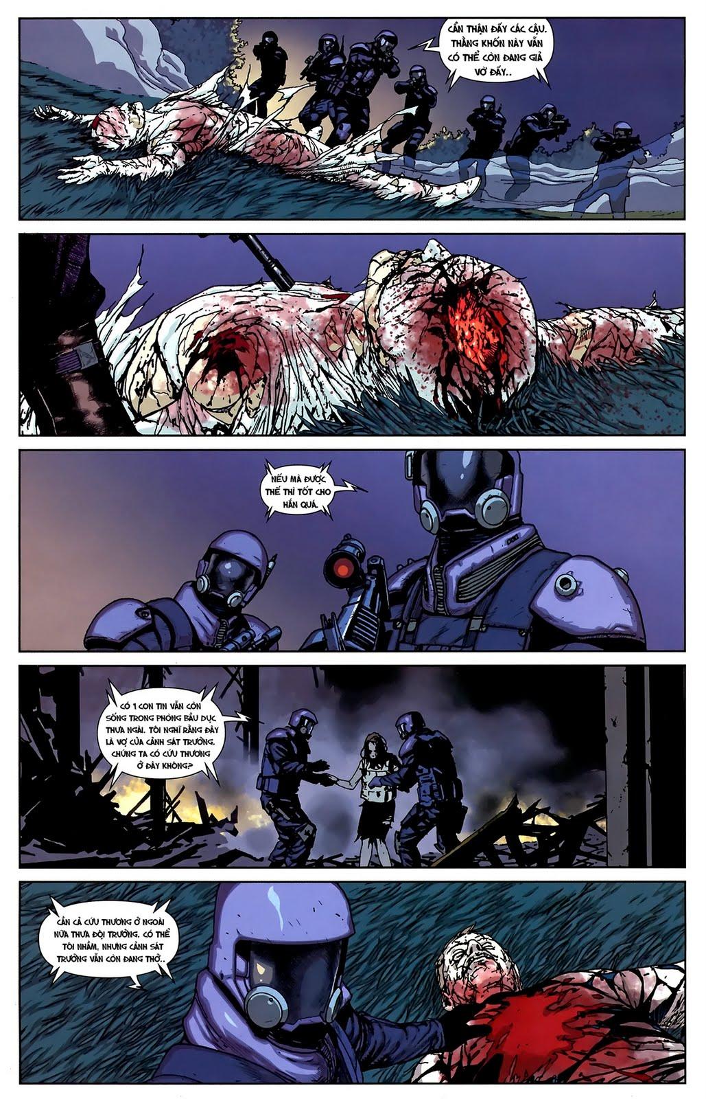 Nemesis chap 4 - Trang 23
