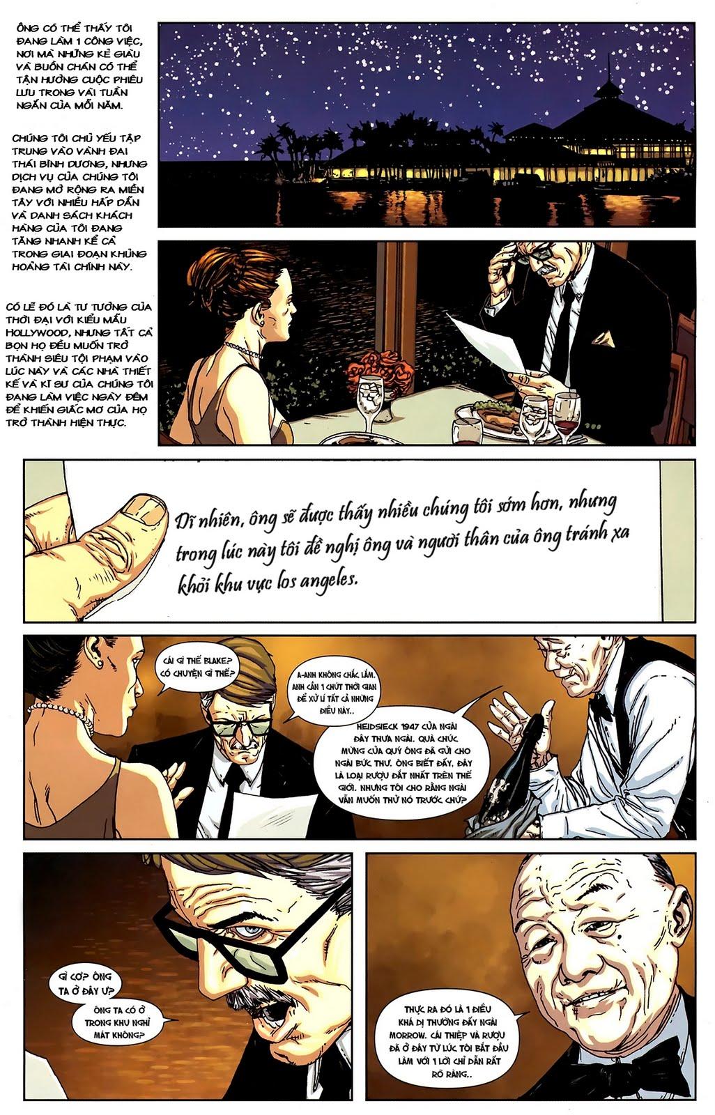Nemesis chap 4 - Trang 28