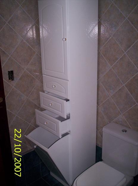 Muebles Para Baño Laqueados:Mobilack: Placard de baño Standard