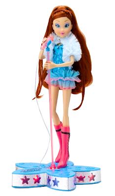 Ожившая кукла Winx или Барби и игра одень девочку к весне!