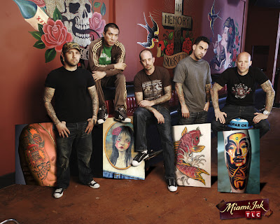 galeria tatuajes de miami ink. Tatuajes japoneses: tatuajes de Geishas; miami ink galeria de tatuajes.