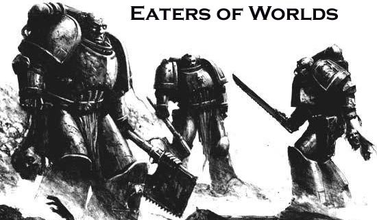 Eaters of Worlds