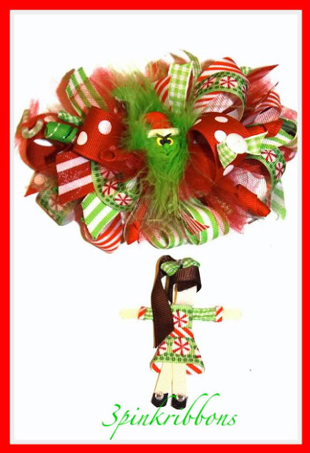 The Grinch with Peppermint Patti!