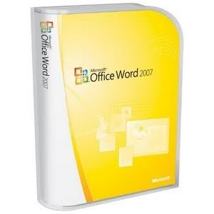 Free Portable Software  Microsoft Word 2007