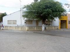 A casa do vovô Manuel.