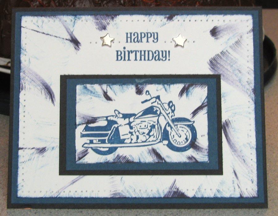 happy birthday cards homemade. Anyway -- Happy Birthday
