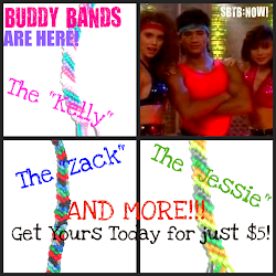 GET YOUR BUDDY BANDS!