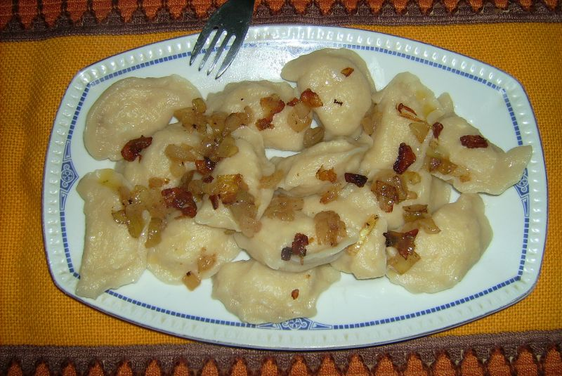 Moja Kuchnia Pachnaca Barszczem Pierogi Ruskie