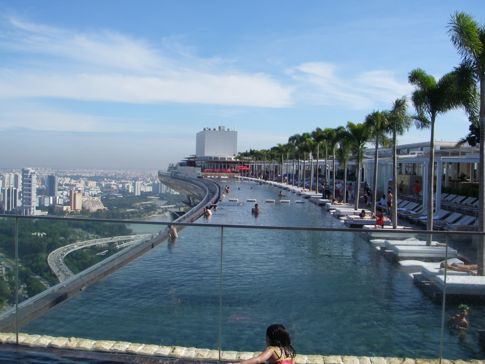 Labels: Singapore , SkyPark , Swimming Pool
