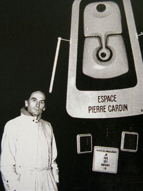 Mondoblogo Pierre Cardin The Man