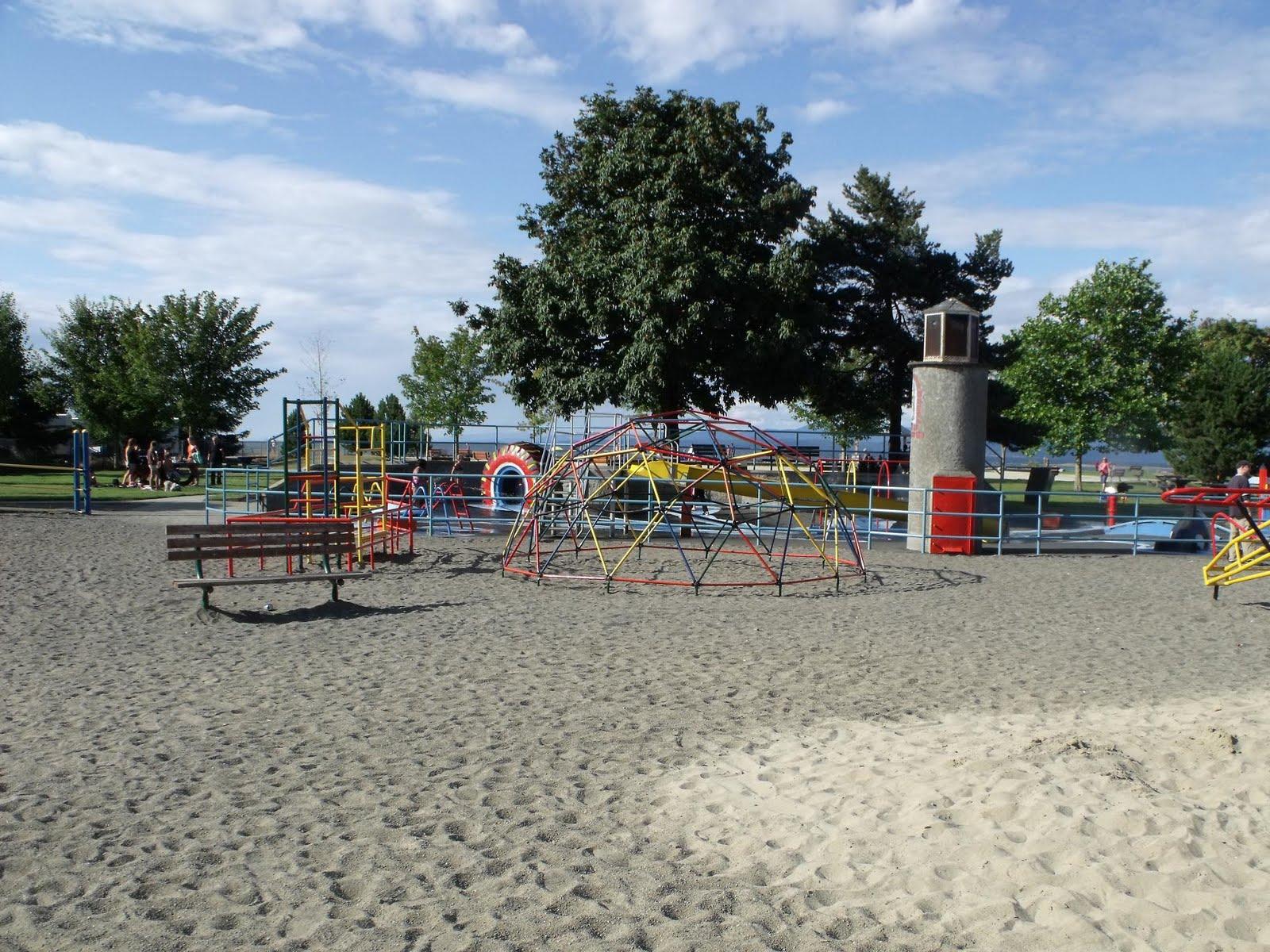 Parksville Community Beach Park
