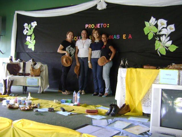 exposição do projeto Riquezas de Minas e a força do boi