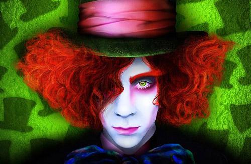 Alice in wonderland Photomanipulation Photoshop tutorial